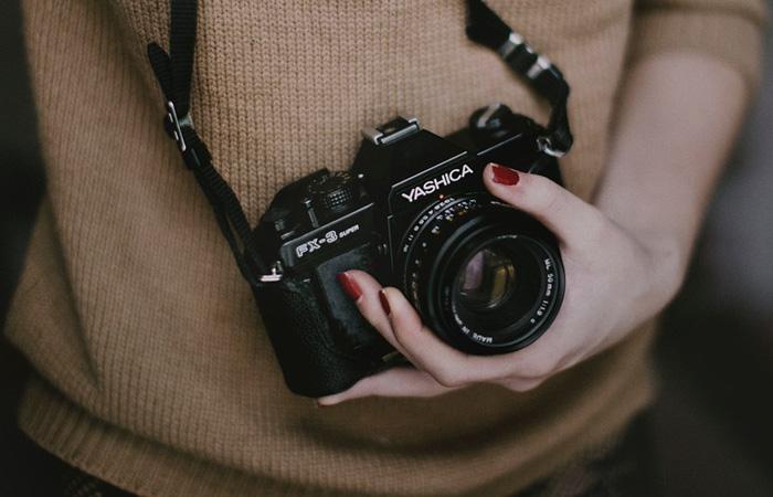インスタ女子 人気のミラーレス一眼カメラ