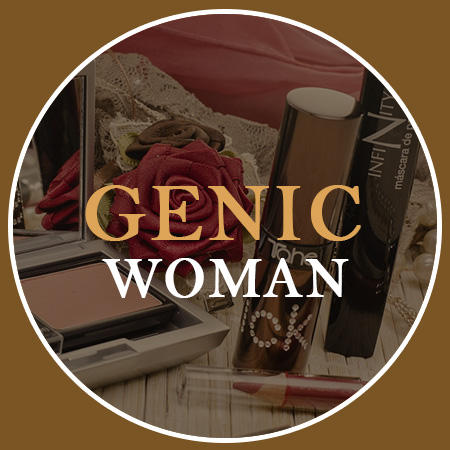 GENIC WOMAN編集部